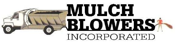 mulch blowers logo